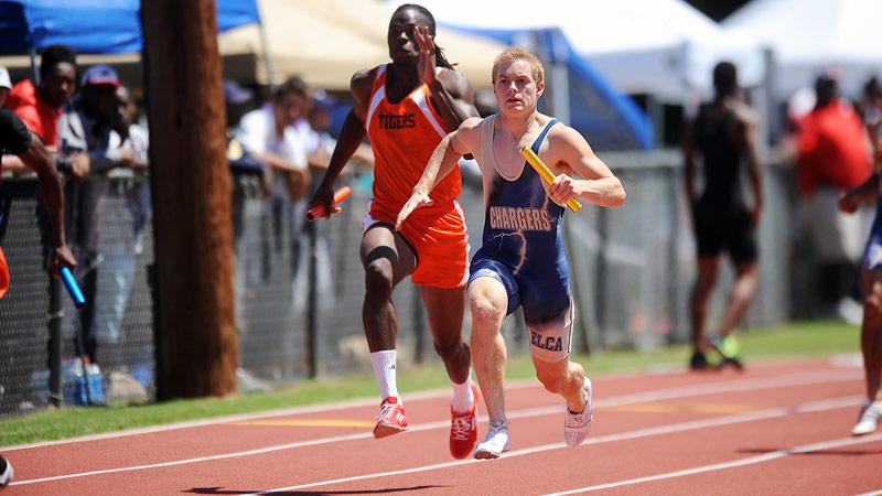 Bryson Durden - Georgia State Track Championship - ESPN