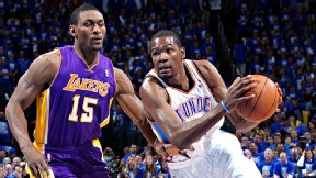 Lakers/Thunder
