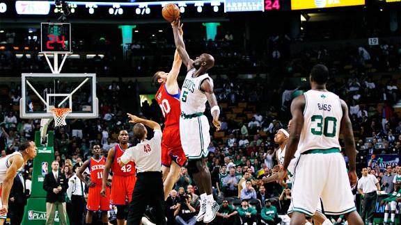 Celtics/Sixers