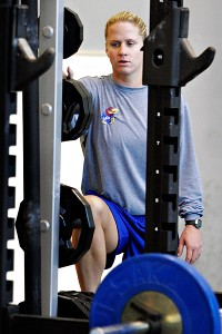 Strength Coach Andrea Hudy Plays Huge Role In Success Of