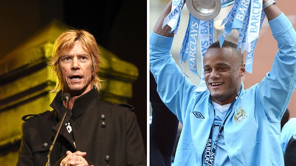 Duff McKagan and Manchester City