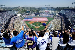 Dodgers Fan