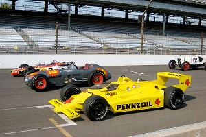 Indianapolis 500 winners