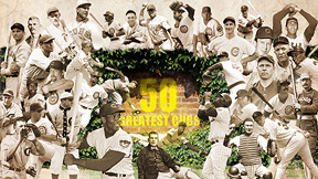 50 Greatest Cubs