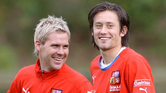 Tomas Rosicky and Tomas