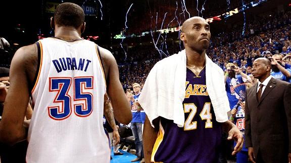 Durant/Kobe