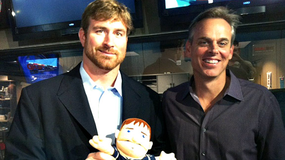 Matt Light & Colin Cowherd