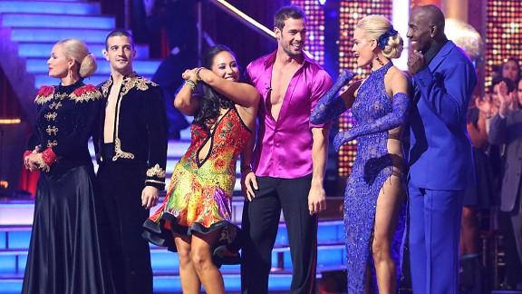 Dancing Finalist