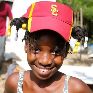USC in Haiti