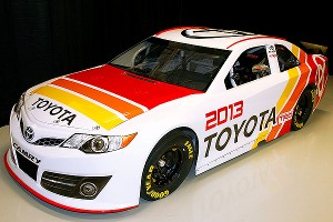 2013 NASCAR Sprint Cup Series Toyota Camry
