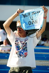 Dan Wheldon Fan