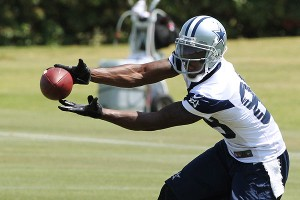 Matthew Emmons/US Presswire Dez Bryant has shown potential during his