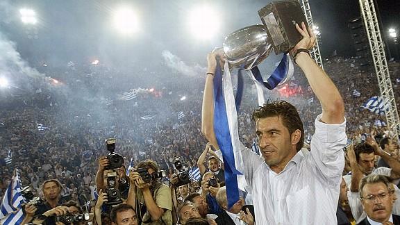 2004 Greek national team