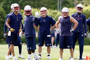 Patriots Receivers