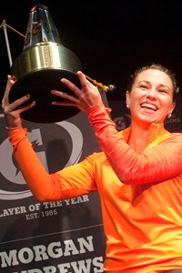 Gatorade POY, Morgan Andrews, Milford, New Hampshire, girls