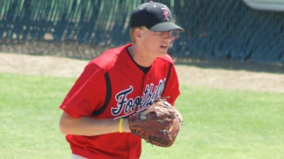 California high school baseball