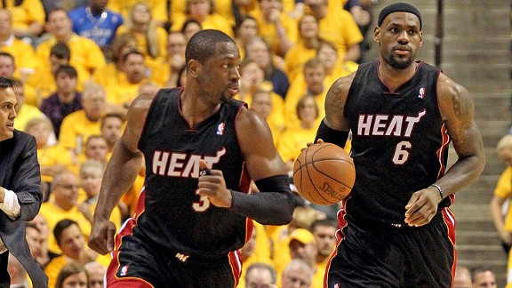LeBron James/Dwyane Wade