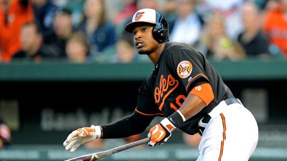 Adam Jones MLB