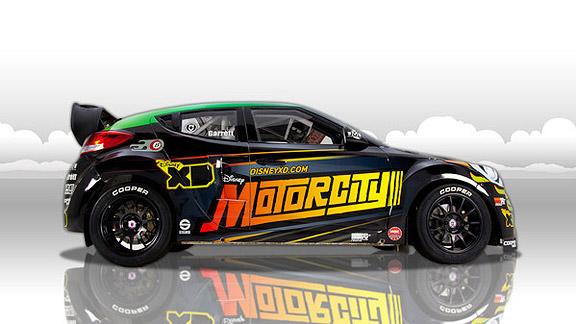 Motorcity, Stephan Verdier's car