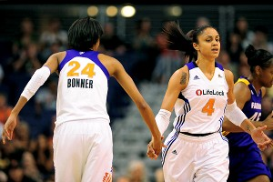 Candice Dupree, DeWanna Bonner