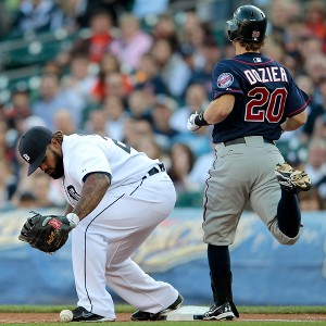 Prince Fielder, Brian Dozier