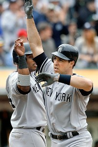 Mark Teixeira and Robinson Cano
