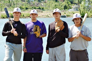Cathedral Baseball Players