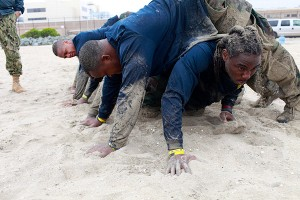 SEALS training