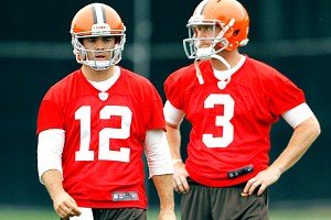 Colt McCoy, Brandon Weeden