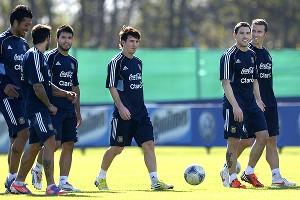 Argentinia Soccer