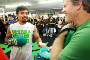 Pacquiao-Roach at Wild Card