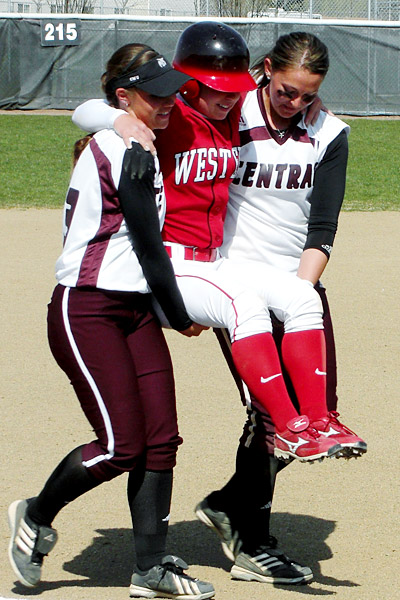 Central Washington Softball