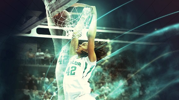 The future looks bright for athletes like Brittney Griner.