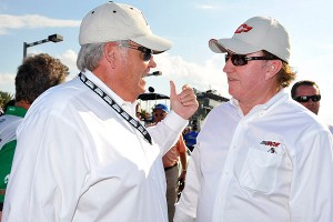 Rick Hendrick, Richard Childress