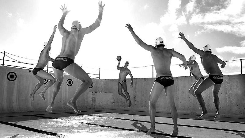 Australian Waterpolo Team
