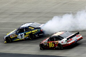 AJ Allmendinger, Greg Biffle