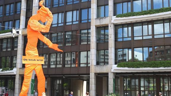 Dutch Statue