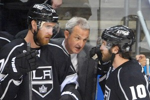 Jeff Carter, Mike Richards
