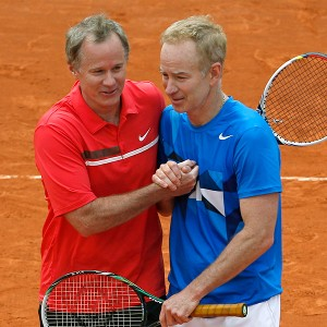 Patrick McEnroe, John McEnroe