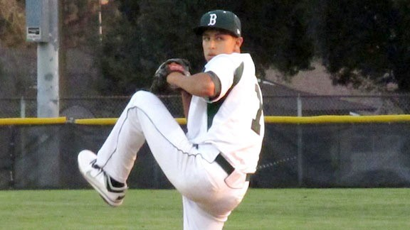 California high school sports,Mr. Baseball State Player of the Year finalists