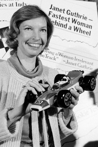 Janet Guthrie