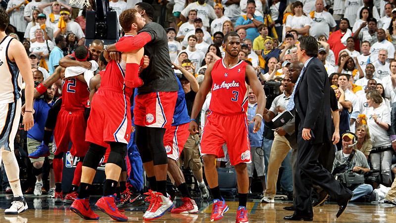 L.A. Clippers at Memphis