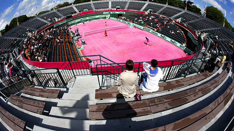 Women's Day at the French Open
