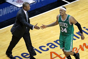 Doc Rivers and Paul Pierce
