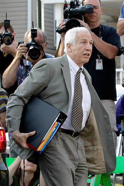 Penn State Nittany Lions -- Jerry Sandusky accuser testifies about ...