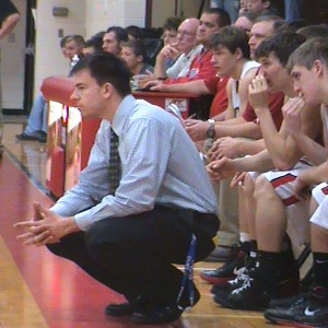 Anthony Blum worked to raise the level of Broken Bow basketball.