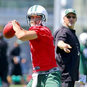 Mark Sanchez and Tony Sparano