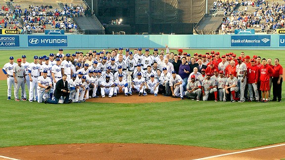 Los Angeles Dodgers, Kings, Angels