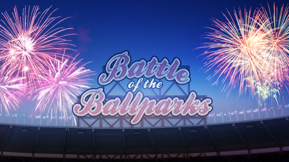 Battle of the Ballparks