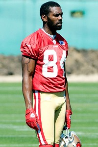 San Francisco's Randy Moss